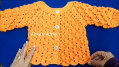 #تعليم_فن_الكروشيه كروشيه جاكيت للأطفال من مقاس سنة الى 12 سنة| غرزة كرو... Baby Dress, Crochet Baby, Crochet Dresses, Sweaters, Babies, Youtube, Fashion, Kids Fashion, Tricot