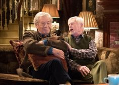 Vicious' Stars Ian McKellen and Derek Jacobi - The New York Times