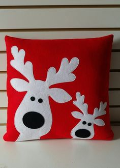 During the last five years years we have almost doubled the size of our operations and our profits They have grown 96 percent. Christmas Applique, Christmas Sewing, Christmas Pillow, Christmas Stockings, Christmas Cushions To Make, Christmas Projects, Felt Crafts, Holiday Crafts, Christmas Makes