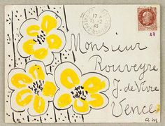 Envelope by Henri Matisse