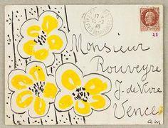 Envelope by Henri Matisse