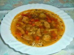 Rozi erdélyi,székely konyhája: Erdélyi csorba
