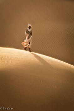 iseo58:  Dune walker - Thar desert, India
