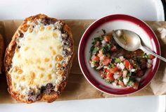 Molletes Recipe | Leite's Culinaria