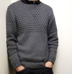 Ravelry: Finsbury Park Sweater pattern by Jane Howorth