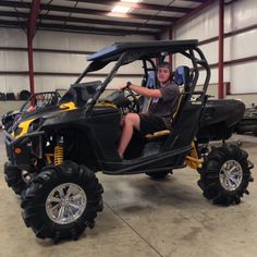 Thanks to Paul Craig from Brandon MS for getting a 2011 Can Am Commander 1000 at Hattiesburg Cycles