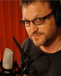 Steve Blum. I'm so glad that he fell into voice acting. His characters are evil, smooth, gruff, hilarious. He doesn't always give you the same voice or experience; he always gives you his best.