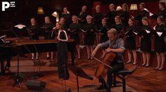 DR Pigekoret sang folkevisen 'Drømte mig en drøm' med Pernille Rosendahl i front ved en koncert i DR Koncerthuset i september.