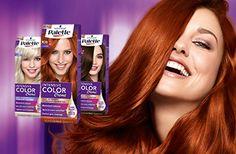 Palette: relance la coloration pour cheveux