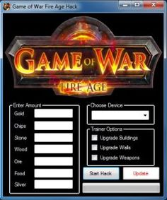 Game of War Fire Age Hack Cheat android