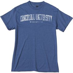 Concordia University Wisconsin T-Shirt $7.95 MORE COLORS