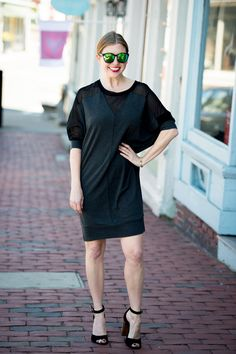 Rethink and Reuse with Savers - The Boston Fashionista Shirt Dress, T Shirt, Reuse, Thrifting, Boston, Fashion, Supreme T Shirt, Moda, Shirtdress