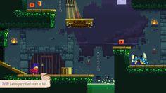 PixelArtus - The Power of Pixel Art  Dungeon of The Squaribbean Pixel Artist:...