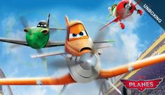 This is the WaysToWatch.com unboxing of Disney's Planes. #waystowatch #disney #planes #disneyplanes