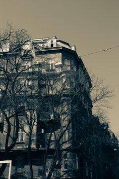 Downtown, Belgrade, Serbia