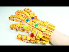 How to Build LEGO Infinity Gauntlet | Flexo LEGO Compatible Product Review - YouTube