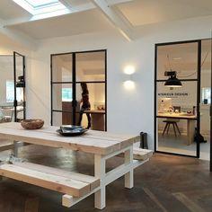 Kantoor | Interieur design by nicole & fleur