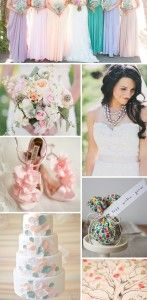 Style File: Spring Wedding Ideas style-file-spring-wedding-ideas – Project Wedding Blog
