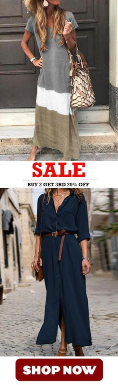 Daily Casual Summer Dresses,Buy 1 Get Off!Big Sale Now! Daily Casual Sommerkleider, Buy 1 Get Off! Big Sale Now! Winter Outfit For Teen Girls, Casual Winter Outfits, Casual Summer Dresses, Summer Outfits, Teenager Outfits, Outfits For Teens, Cute Outfits, Cute Fashion, Boho Fashion