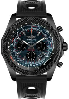 Bentley Midnight Carbon - Breitling for Bentley - gold color watches, brands for watches, buy online watches for mens *ad Breitling Superocean Heritage, Breitling Navitimer, Breitling Watches, Sport Watches, Cool Watches, Men's Watches, Silver Watches, Cartier Watches, Diamond Watches
