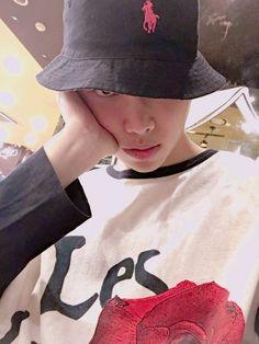 Rap Monster ❤ [Bangtan Trans Tweet] 낮잠이 솔솔 #김데일리 \ Slowly taking a nap #KimDaily (Me 24/7) #BTS #방탄소년단