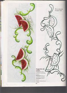 Pintura em Tecido - Faça Já Nº1 - Alice Pinto - Álbuns da web do Picasa