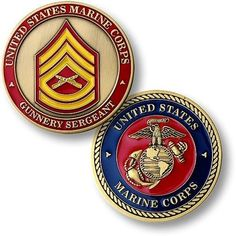 Marine Corps Sgt Challenge Coin Sergeant Rank United States US USMC Insignia for sale online Once A Marine, Marine Mom, Us Marine Corps, Master Sergeant, Staff Sergeant, Medieval, Military Challenge Coins, Lance Corporal, Military Memorabilia