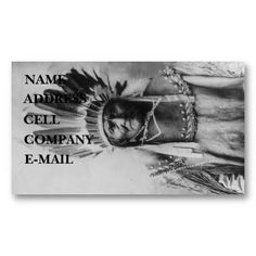 19 best native american business cards images on pinterest geronimo with headdress business card business card templatesbusiness cardsgeronimoheaddressnative americanlipsense colourmoves