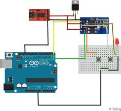 ESP 8266 Wifi controlled Home Automation