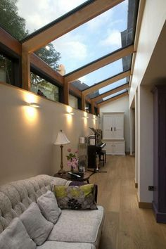 13 Stylish Glass Design Ideas For Your House - Local Home US - Home Improvement - You are in the right place about garden pool Here we o - Decor, House Exterior, Glass House Design, Glass House, Interior, Home Decor, House Interior, Interior Architecture, Home Deco