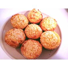 wanting a change from pumpkin muffins, I adapted a recipe I found for a loaf made of coconut flour and came up with warm and buttery muffins that are extremely versatile. 1 stick salted butter, me...