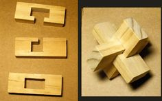 Woodworking for Mere Mortals: Free videos and plans. : Make a wood puzzle