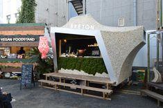 "[Projects] Commune 246 Food truck ""BRETON"" « TOSHIKI HIRANO DESIGN"