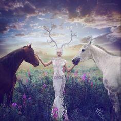 Russian fairy tales by Margarita Kareva