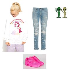 """""""PINK"""" by wetfashion on Polyvore"""