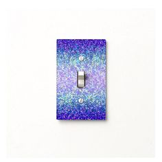 SOLD Light Switch Cover Glitter Graphic Background!  #zazzle #light #switch #cover #glitter #graphic http://www.zazzle.com/light_switch_cover_glitter_graphic_background-256551183880649583