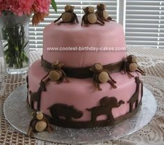 This is the kind of birthday cake Alena wants .... yikes.