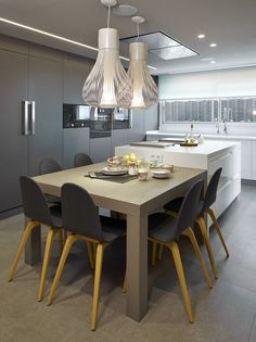 Contemporary Kitchen Cabinets For A Posh And sleek Finish ...
