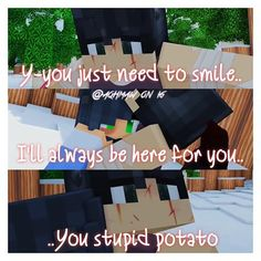 What every girl dreams of hearing if they watch Aphmau