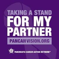#TakingAStand Join the fight! www.pancanvision.org