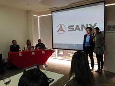 Representantes de Sany