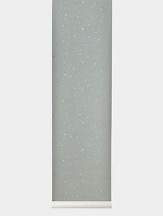 Confetti Wallpaper - Grey