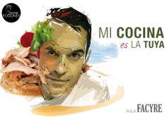 """Entre Fogones - Escuela de Cocina de Facyre """"Mi Cocina es la tuya"""" #Gastronomía #Cocina #Chefs"""
