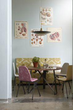 Table Twister by Marc van der Voorn, dutch designer for Spoinq