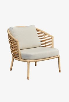 Sense lounge chair, Cane Line Lounge Chairs, Outdoor Chairs, Outdoor Furniture, Outdoor Decor, Chair Sofa Bed, Accent Chairs, Home Decor, Chaise Lounge Chairs, Upholstered Chairs