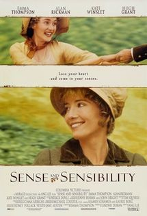 1995. Sense and sensibility starring Emma Thompson and Kate Winslet