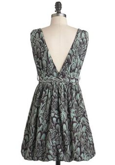 Litho Class Dress, #ModCloth