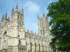 Canterbury Cathedral, Kent, England