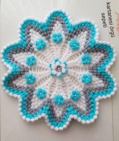 Crochet Doily Patterns, Thread Crochet, Crochet Doilies, Hand Embroidery Dress, Flower Crafts, Crochet Projects, Tatting, Diy And Crafts, Weaving