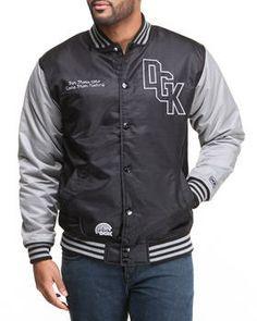 World Class Nylon Snap Front Jacket by DGK @DrJays.com  http://www.offers.com/drjays/?s=MSR&d=pinterest